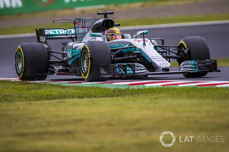 2017: Mercedes F1 W08 EQ Power