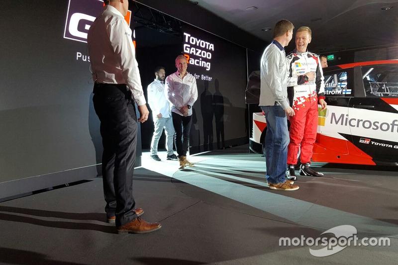Toyota Racing, Toyota Yaris WRC 2017
