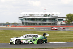 #7 Bentley Team M-Sport, Bentley Continental GT3: Steven Kane, Guy Smith, Oliver Jarvis