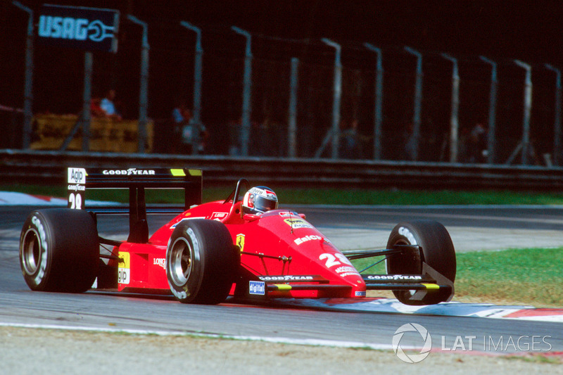 20: Gerhard Berger: 115 GPs (54,76% dos disputados)