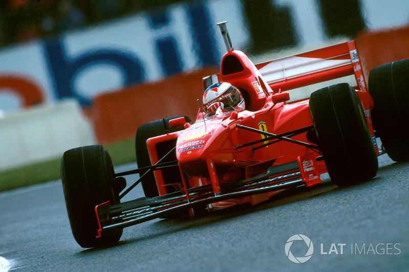 16. Francia 1997, Ferrari F310B