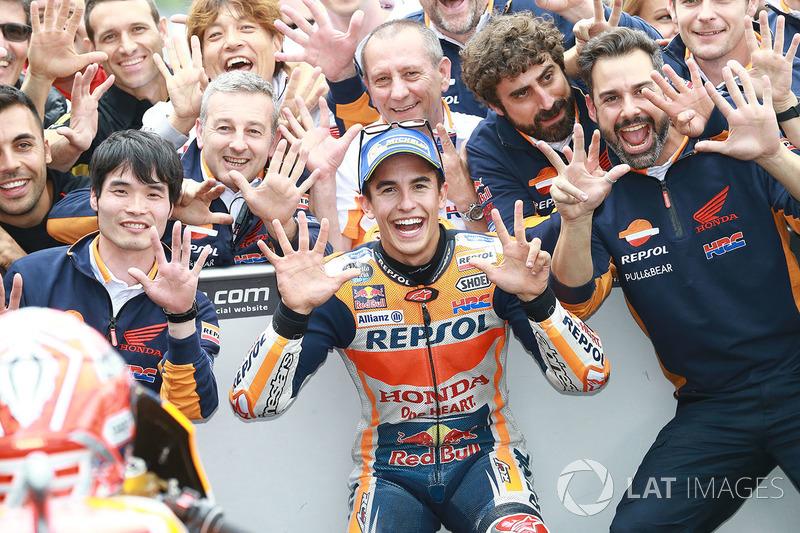 9. Marc Márquez (Honda)