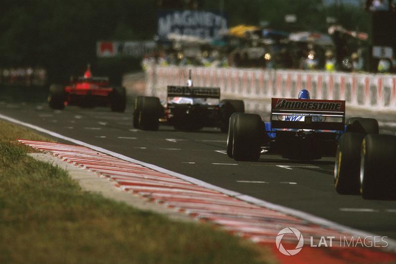 Деймон Хілл, Arrows A18 Yamaha