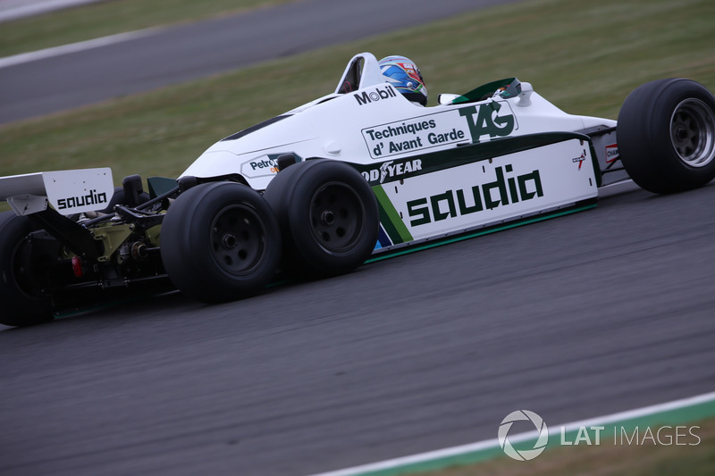 Paul di Resta, Williams FW08B Cosworth