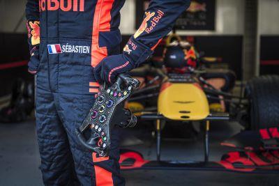 Sebastien Ogier testet Formel 1
