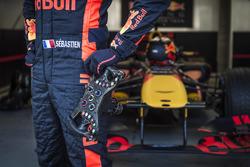 Sebastien Ogier mit dem Red Bull RB7