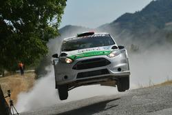 Andrea Nucita, Marco Vozzo, Ford Fiesta R5