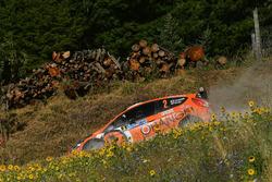 Simone Campedelli, Pietro Elia Ometto, Ford Fiesta R5 #2, Orange1 Racing