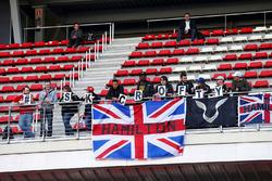 Fans von Lewis Hamilton, Mercedes AMG F1 W08