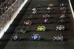 Макс Чілтон, Chip Ganassi Racing Honda, Джозеф Ньюгарден, Team Penske Chevrolet, Вілл Пауер, Team Penske Chevrolet