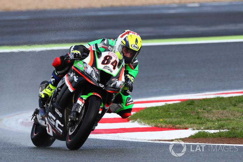 Ріккардо Руссо, Guandalini Racing