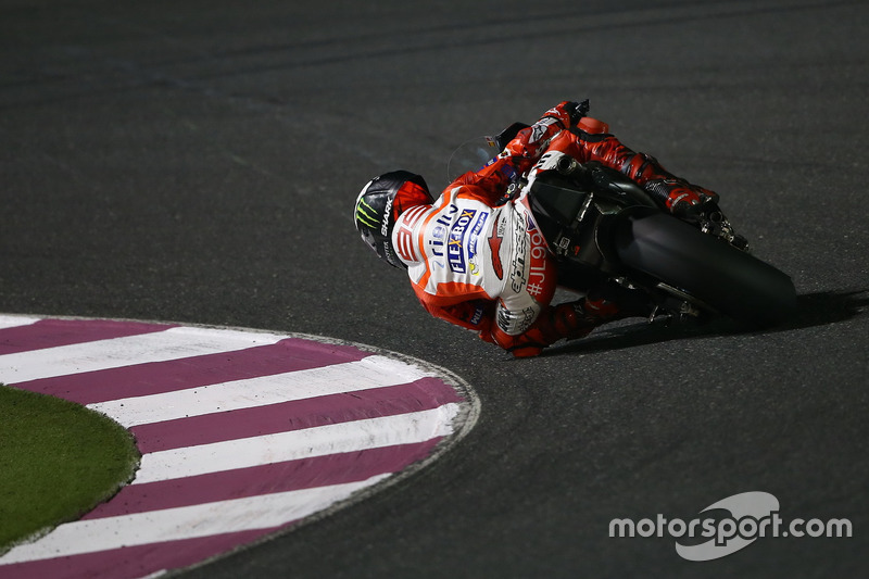 4 місце — Хорхе Лоренсо (Іспанія, Ducati GP17) — коефіцієнт 6,00