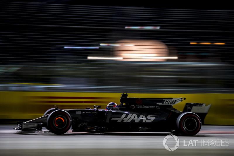 9. Romain Grosjean, Haas F1 Team VF-17
