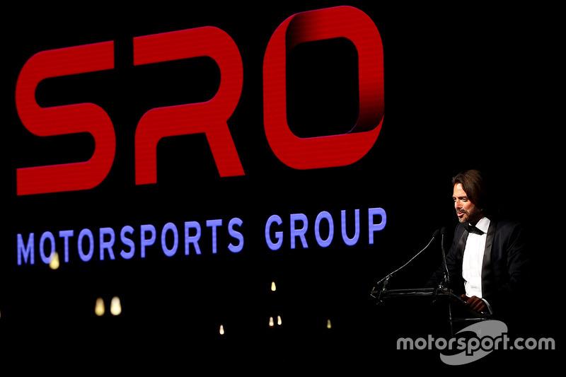 Stéphane Ratel, CEO y fundador del grupo de SRO Motorsport