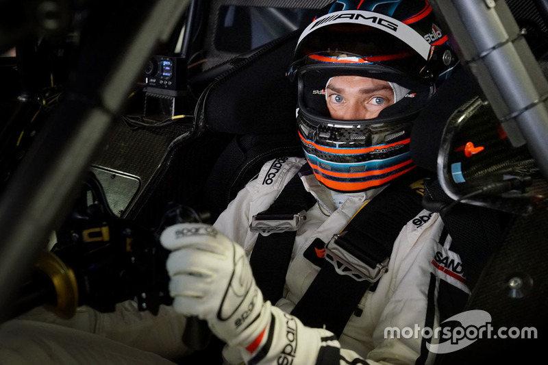 Edoardo Mortara, Mercedes-AMG C 63 DTM