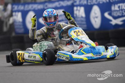 CIK-FIA Europees kampioenschap ronde 6