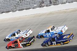 Grant Enfinger, ThorSport Racing Toyota Chase Briscoe, Brad Keselowski Racing Ford