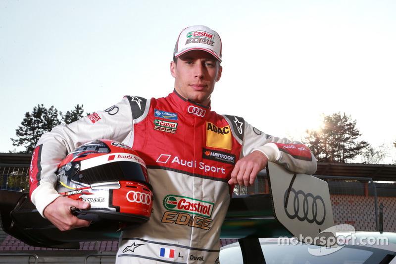 #77: Loic Duval (Phoenix-Audi)