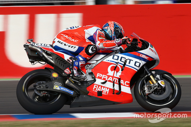 4. Danilo Petrucci, Pramac Racing