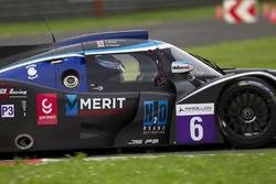 #6 360 Racing, Ligier JS P3 - Nissan: Terrence Woodward, Ross Kaiser, Tony Wells