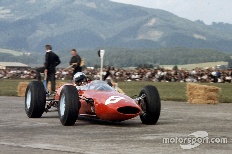 Lorenzo Bandini (Ferrari) - GP Autriche 1964