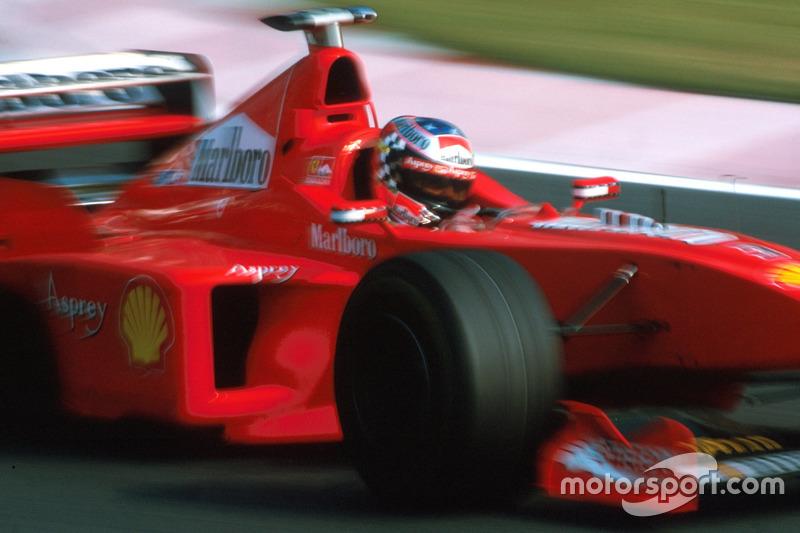 Гран Прі Японії 1998 року: кошмар Шумахера