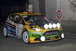 Sébastian Carron, Vincent Landais, Ford Fiesta R5, Team Balbosca