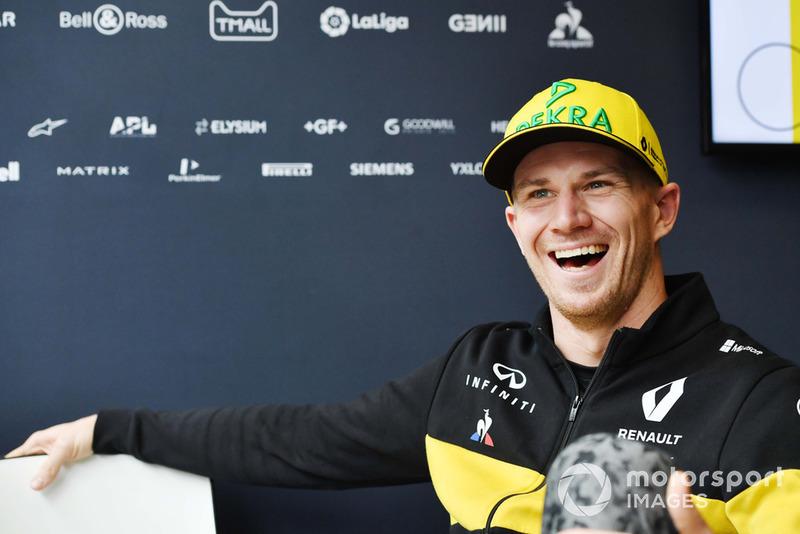 Gran Premio de Brasil: Nico Hulkenberg, campeón del mundo