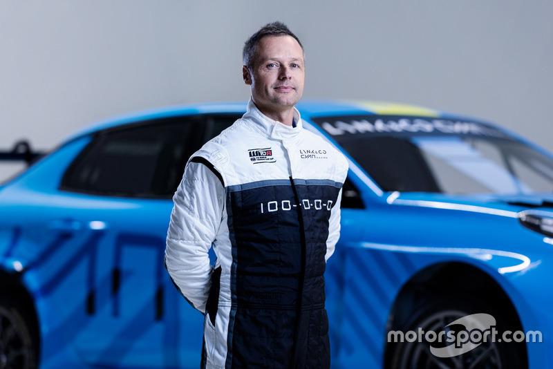 Andy Priaulx, Lynk & Co Cyan Racing