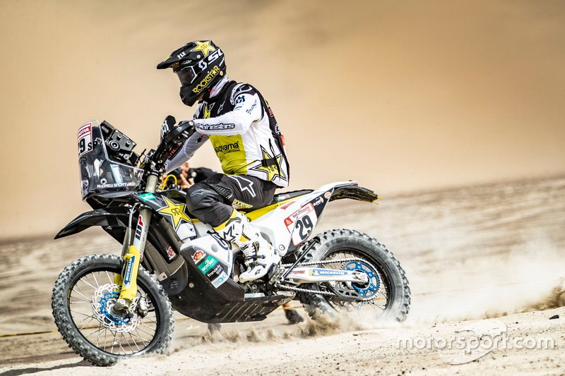 #29 Husqvarna Factory Racing: Ендрю Шорт