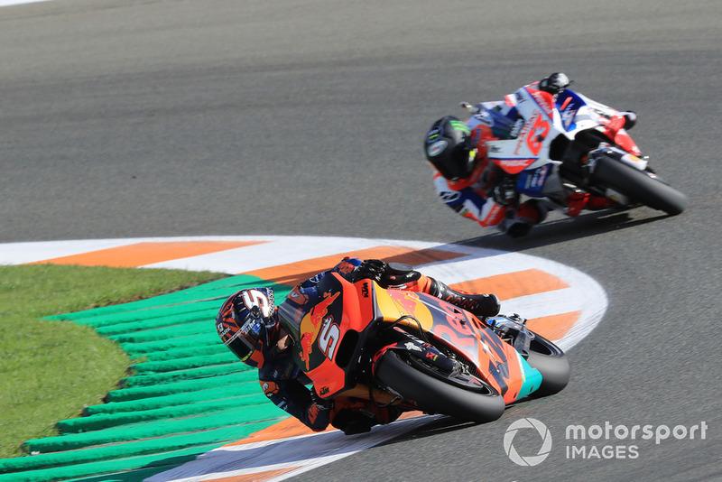 Жоанн Зарко? Red Bull KTM Factory Racing, Франко Морбіделлі, Alma Pramac Racing