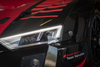 #2 Audi Sport Team Valvoline Audi R8 LMS front detail
