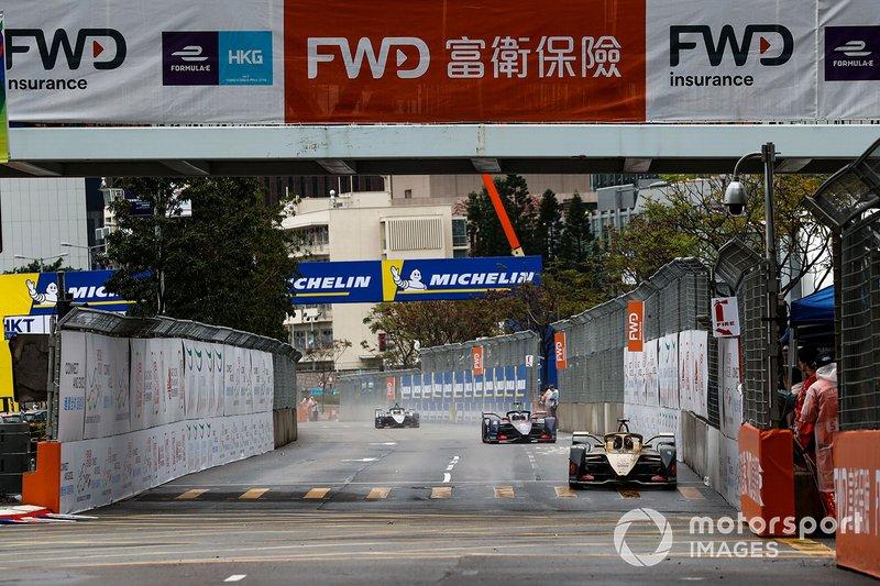 Andre Lotterer, DS TECHEETAH, DS E-Tense FE19 Sam Bird, Envision Virgin Racing, Audi e-tron FE05