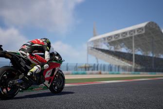 Screenshot: MotoGP 18