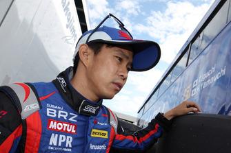 #61 R&D Sport Subaru BRZ: Takuto Iguchi