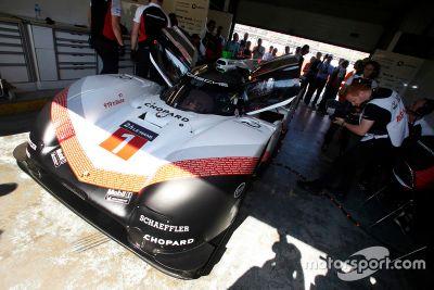 Festival de Porsche