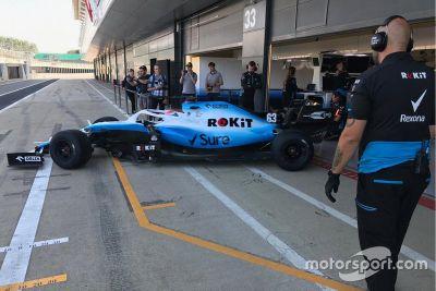 Testy Pirelli na Silverstone