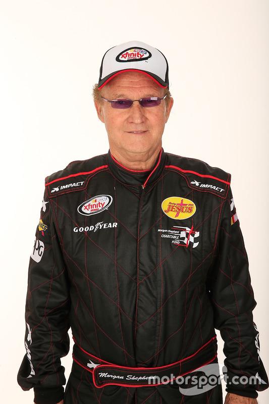 Morgan Shepherd, Chevrolet