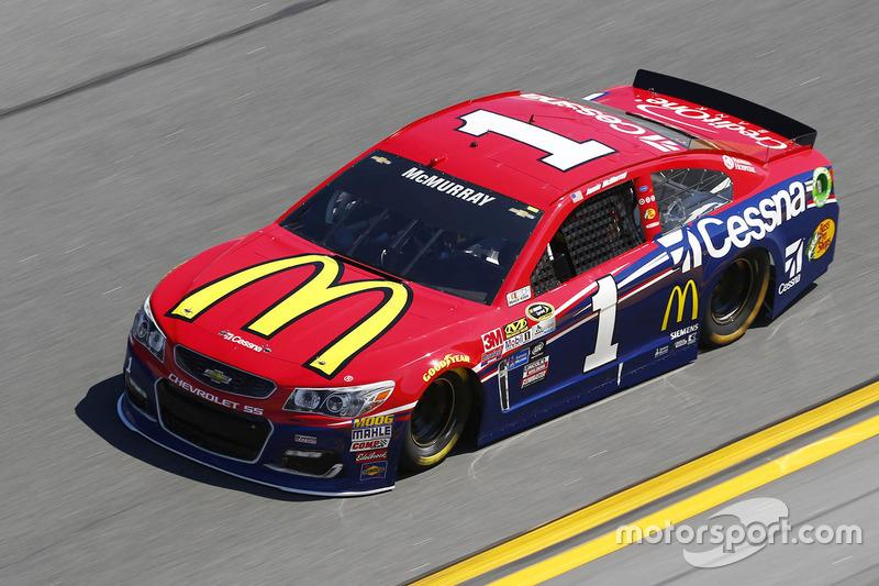 #1 Jamie McMurray (Ganassi-Chevrolet)
