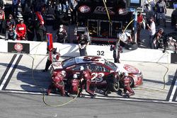 Піт-стоп Девіда Рейгана, BK Racing Toyota