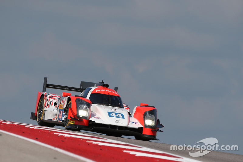 2. LMP2: #44 Manor, Oreca 05 - Nissan: Matthew Rao, Richard Bradley, Roberto Merhi
