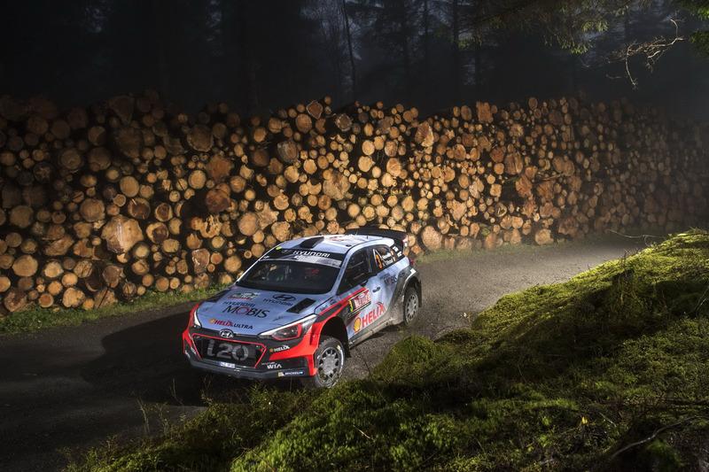 6. Thierry Neuville, Nicolas Gilsoul, Hyundai i20 WRC, Hyundai Motorsport