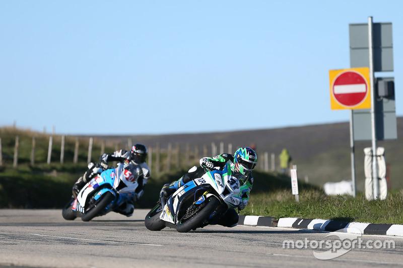 25. Michael Sweeney, MJR Racing Kawasaki