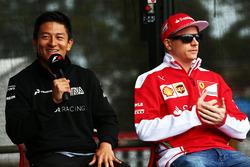 Rio Haryanto, Manor Racing, Kimi Raikkonen, Ferrari