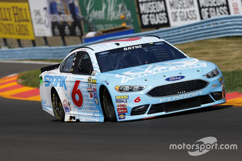 9. Trevor Bayne, Roush Fenway Racing, Ford