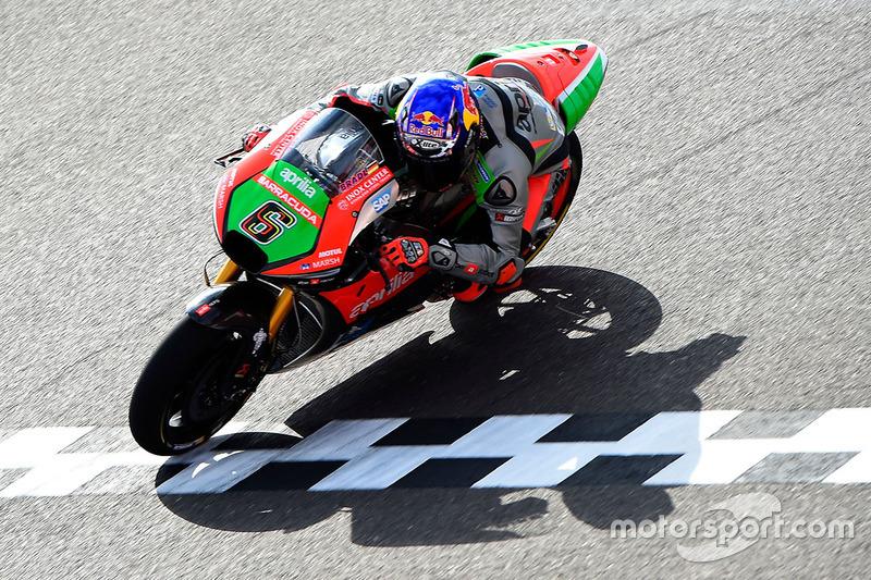2016: MotoGP – Aprilia Racing Team Gresini, Aprilia RS-GP