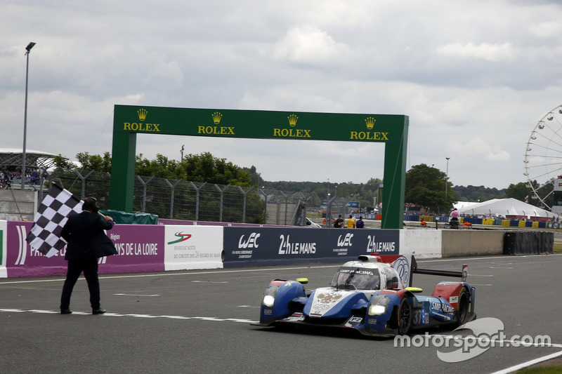 7e: #37 SMP Racing BR01 Nissan: Vitaly Petrov, Viktor Shaytar, Kirill Ladygin