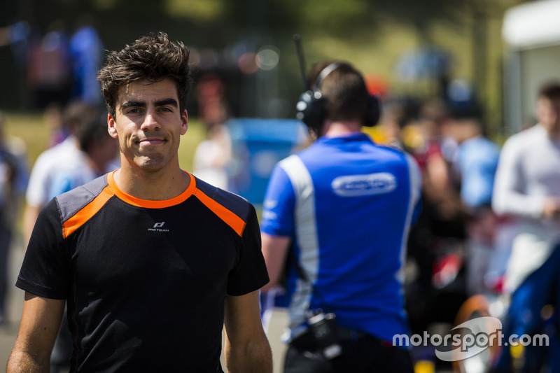 دانيال دي يونغ، ام.بي موتورسبورت