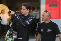 Third place Dominik Fekete, Zele Racing
