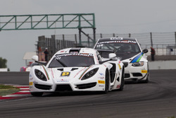 #111 Sofia Car Motorsport, Sin R1 GT4: Hendrik Still, Michael Epps